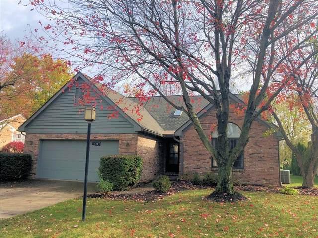 480 Settlers Lane, Terre Haute, IN 47803 (MLS #21750171) :: The ORR Home Selling Team