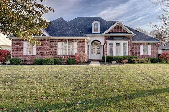 7635 Fieldstone Court, Greenfield, IN 46140 (MLS #21750172) :: Ferris Property Group