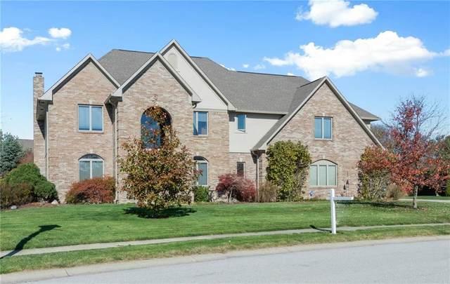 1662 Northwind, Brownsburg, IN 46112 (MLS #21750173) :: The ORR Home Selling Team