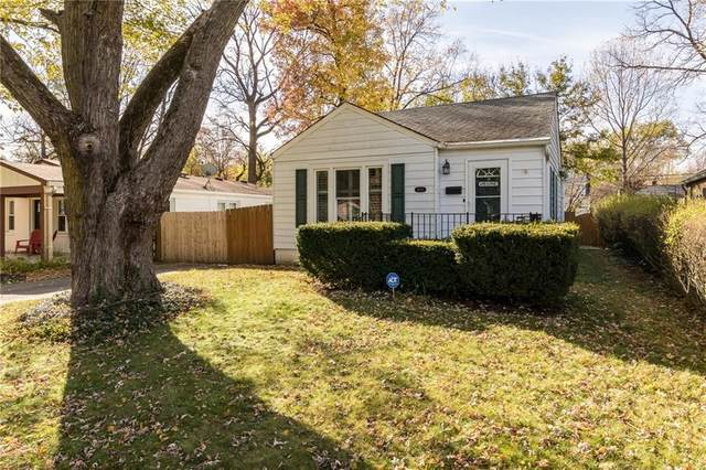 5654 Indianola Avenue, Indianapolis, IN 46220 (MLS #21750196) :: The ORR Home Selling Team