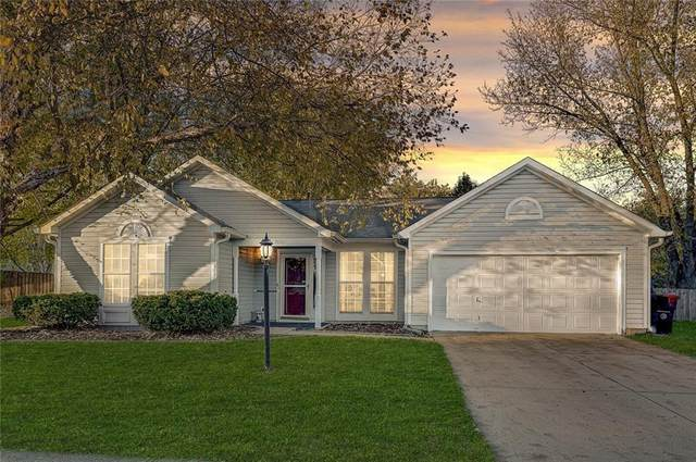 7650 Madden Place, Fishers, IN 46038 (MLS #21750214) :: Ferris Property Group