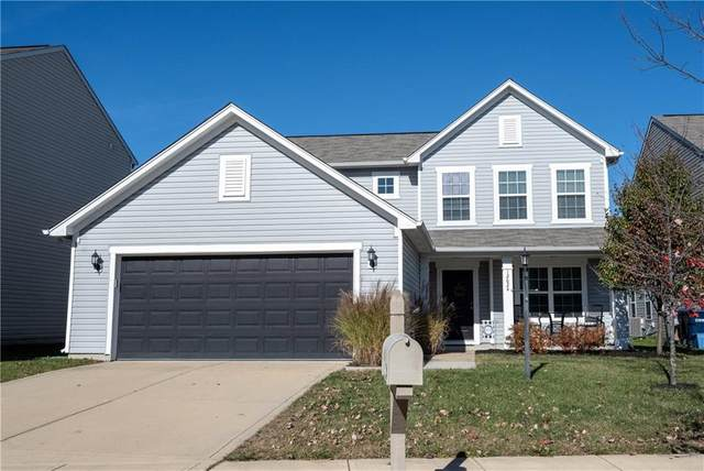 12624 Cold Stream Road, Noblesville, IN 46060 (MLS #21750220) :: The ORR Home Selling Team