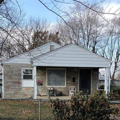1718 N Whittier Place, Indianapolis, IN 46218 (MLS #21750237) :: Richwine Elite Group