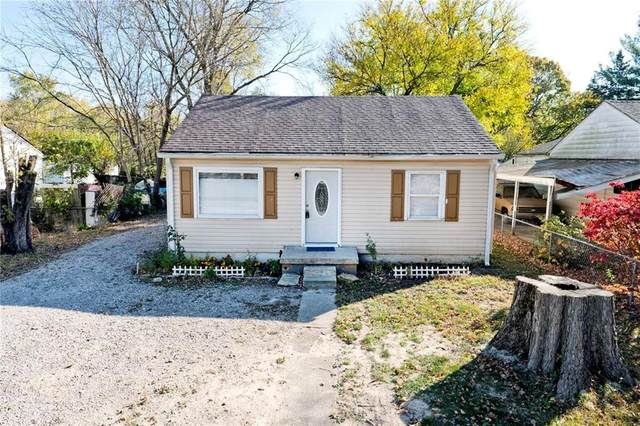 2905 S Taft Avenue, Indianapolis, IN 46241 (MLS #21750266) :: The ORR Home Selling Team