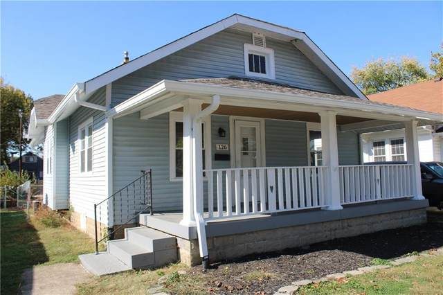 126 S 11TH Avenue, Beech Grove, IN 46107 (MLS #21750273) :: The ORR Home Selling Team