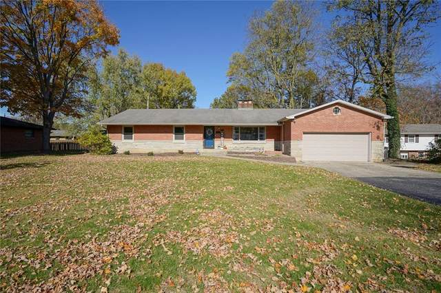 3208 Shady Grove Court, Indianapolis, IN 46222 (MLS #21750275) :: The ORR Home Selling Team
