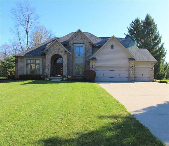8755 Traders Landing, Brownsburg, IN 46112 (MLS #21750280) :: The ORR Home Selling Team