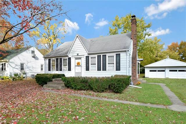 5612 W Minnesota Street, Indianapolis, IN 46241 (MLS #21750287) :: Anthony Robinson & AMR Real Estate Group LLC