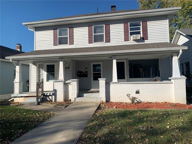 68 N 7th Avenue, Beech Grove, IN 46107 (MLS #21750297) :: The ORR Home Selling Team