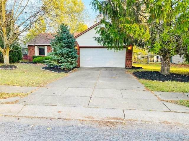 6041 Buell Lane, Indianapolis, IN 46254 (MLS #21750305) :: Richwine Elite Group