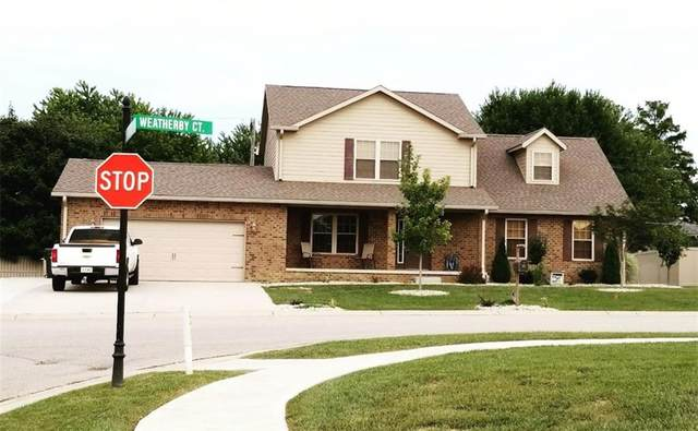 706 S Weatherby Court, Greensburg, IN 47240 (MLS #21750310) :: Richwine Elite Group