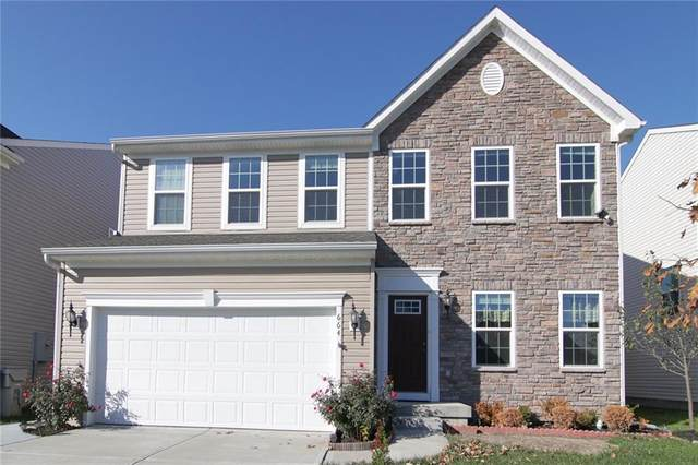 664 Reunion Lane, Greenwood, IN 46143 (MLS #21750316) :: The ORR Home Selling Team