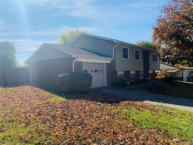 3609 Eastwind Street, Indianapolis, IN 46227 (MLS #21750327) :: The ORR Home Selling Team