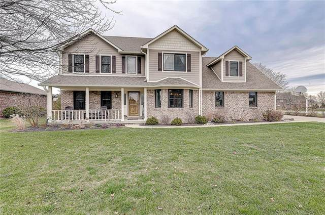 2991 Liberty Trail, Plainfield, IN 46168 (MLS #21750352) :: Mike Price Realty Team - RE/MAX Centerstone