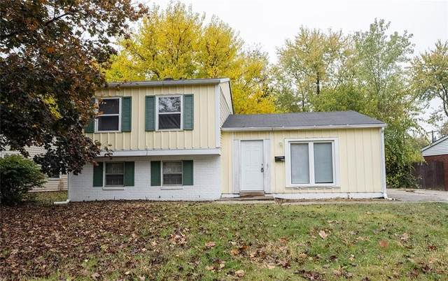 5426 W 35th Street, Indianapolis, IN 46224 (MLS #21750353) :: The ORR Home Selling Team