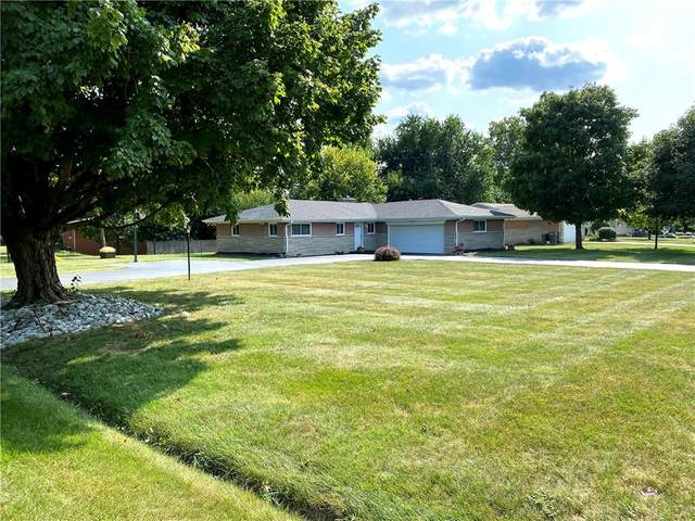 2115 Woodcrest Road, Indianapolis, IN 46227 (MLS #21750365) :: Richwine Elite Group