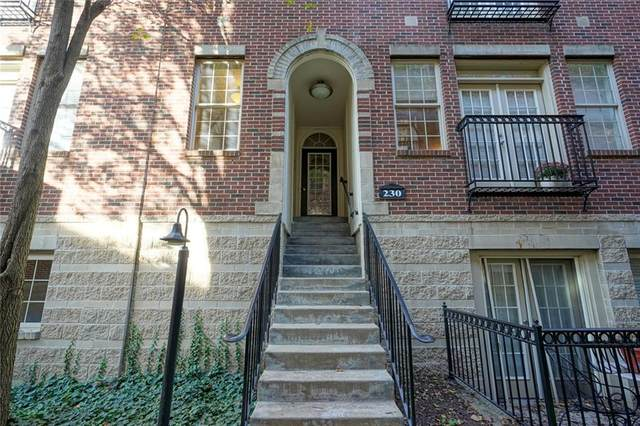 230 N Cleveland Street D, Indianapolis, IN 46204 (MLS #21750383) :: The Evelo Team