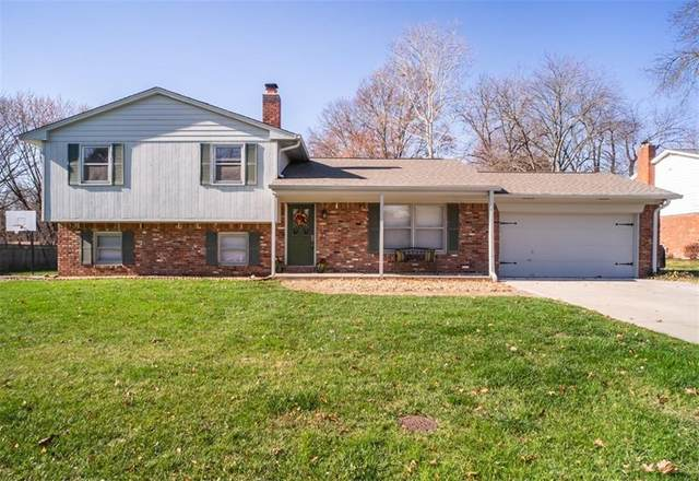 8310 S East Street, Indianapolis, IN 46227 (MLS #21750398) :: The ORR Home Selling Team
