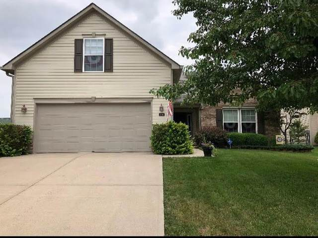 4089 Hennessey Drive, Plainfield, IN 46168 (MLS #21750408) :: Mike Price Realty Team - RE/MAX Centerstone