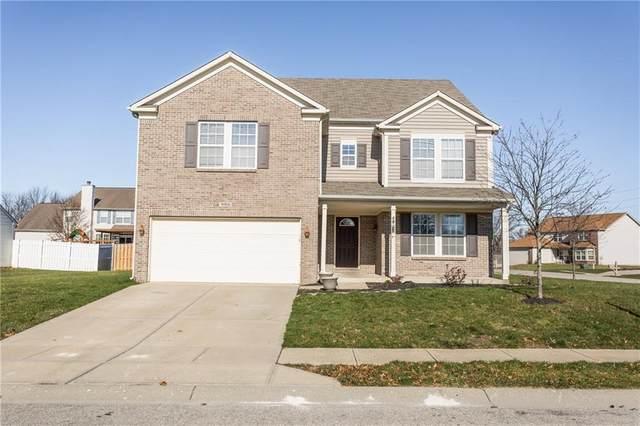 986 Glenmore Trail, Brownsburg, IN 46112 (MLS #21750410) :: The ORR Home Selling Team