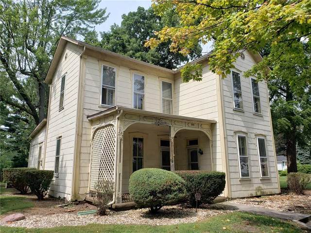 309 N Main Street, Fairmount, IN 46928 (MLS #21750423) :: RE/MAX Legacy
