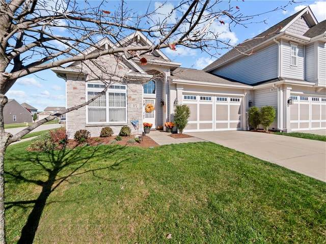 572 Beehler Drive, Whiteland, IN 46184 (MLS #21750441) :: David Brenton's Team