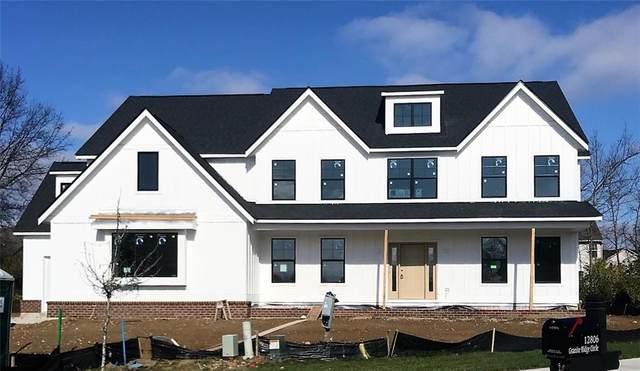 12794 Granite Ridge Circle, Fishers, IN 46038 (MLS #21750447) :: Ferris Property Group