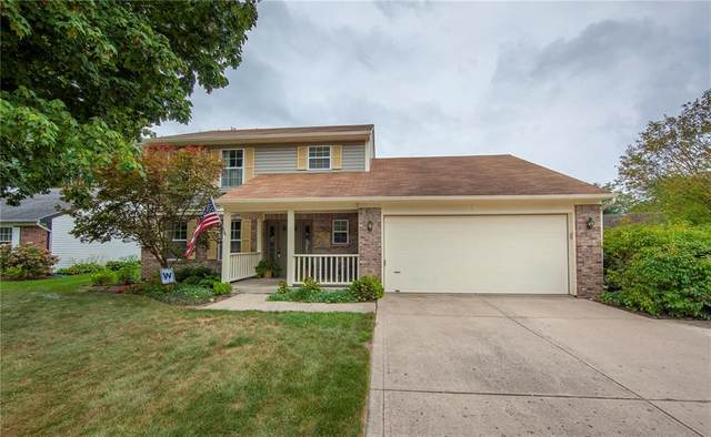 39 Park Court, Pendleton, IN 46064 (MLS #21750453) :: AR/haus Group Realty