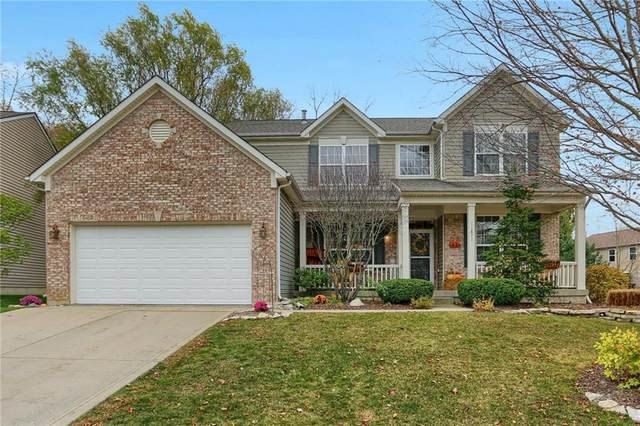 11871 Gatwick View Drive, Fishers, IN 46037 (MLS #21750457) :: The ORR Home Selling Team
