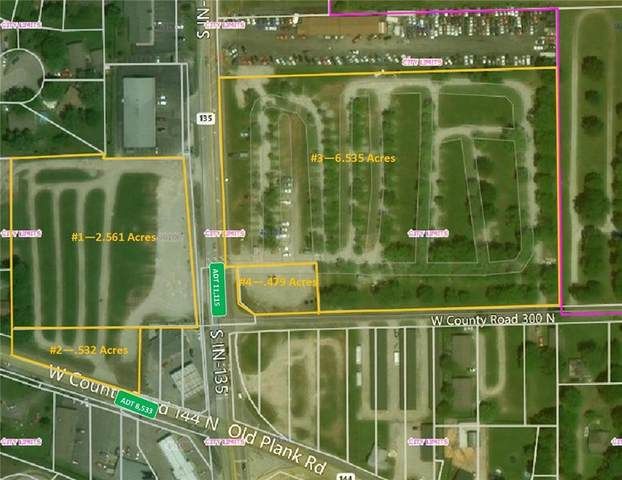 105 S State Road 135, Bargersville, IN 46106 (MLS #21750461) :: The Indy Property Source