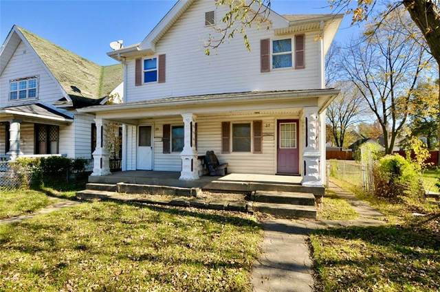 25 S Warman Avenue, Indianapolis, IN 46222 (MLS #21750464) :: Realty ONE Group Dream