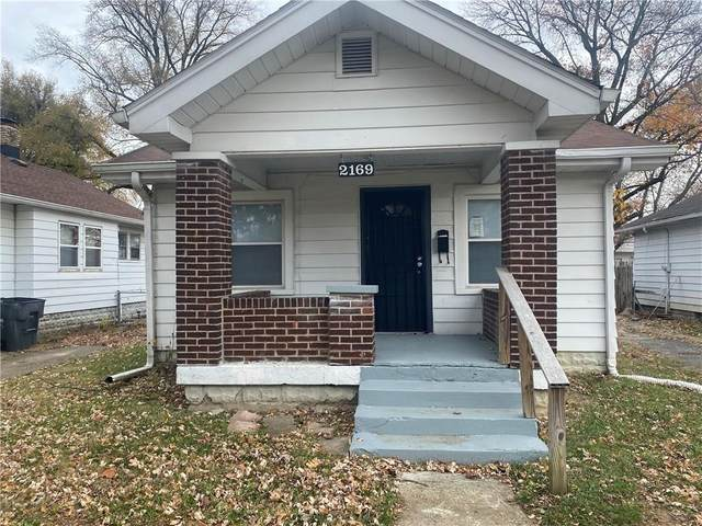 2169 Kildare Avenue, Indianapolis, IN 46218 (MLS #21750500) :: Ferris Property Group