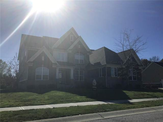 11547 Willow Bend Drive, Zionsville, IN 46077 (MLS #21750505) :: The Evelo Team