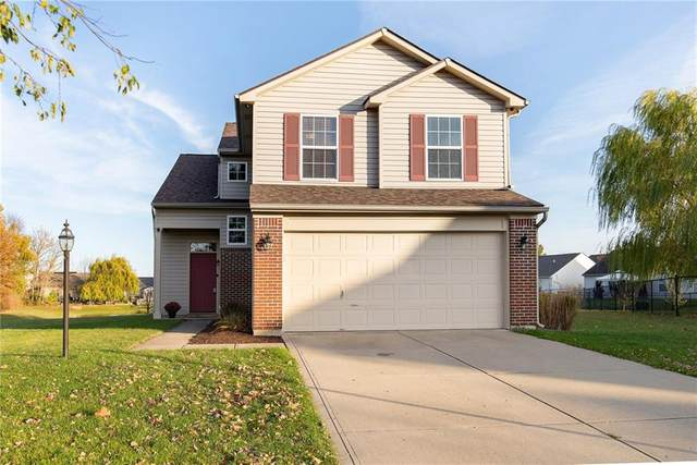 12255 Outside Trail Court, Noblesville, IN 46060 (MLS #21750507) :: The ORR Home Selling Team