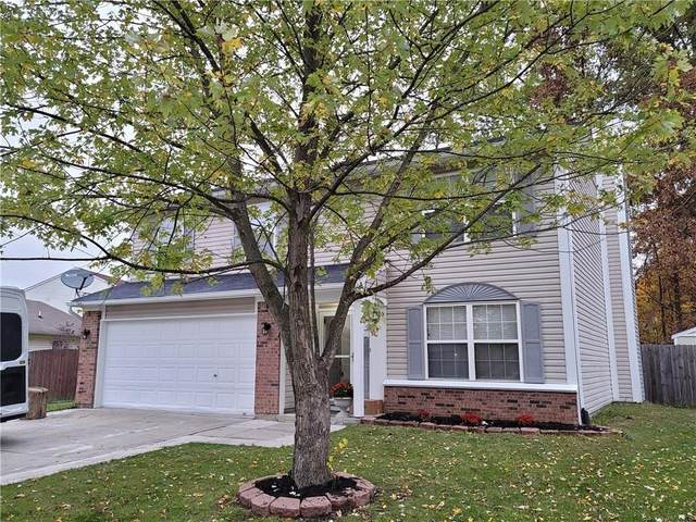 6859 Tall Timber Way, Indianapolis, IN 46241 (MLS #21750511) :: Richwine Elite Group