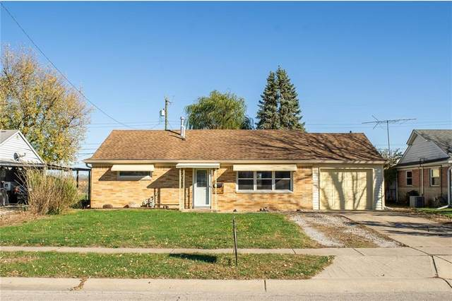 487 Park Drive, Greenwood, IN 46143 (MLS #21750521) :: The ORR Home Selling Team