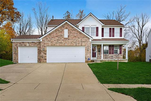 2441 Ring Necked Drive, Indianapolis, IN 46234 (MLS #21750531) :: The ORR Home Selling Team