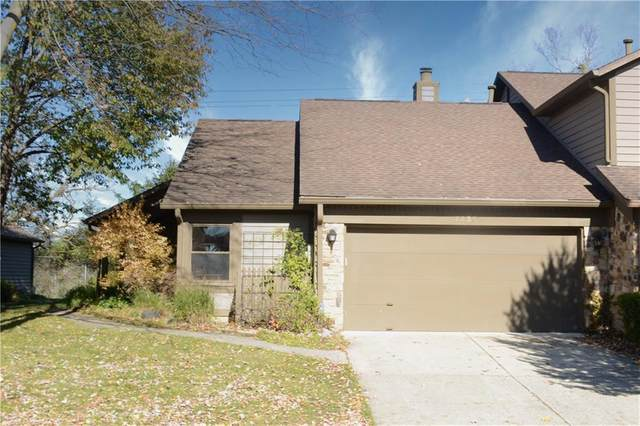 2236 Calaveras Way, Indianapolis, IN 46240 (MLS #21750538) :: Anthony Robinson & AMR Real Estate Group LLC
