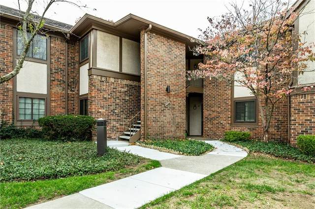 2224 Boston Court D, Indianapolis, IN 46228 (MLS #21750548) :: The Evelo Team