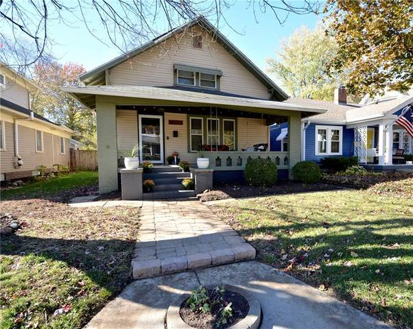 4926 Broadway Street, Indianapolis, IN 46205 (MLS #21750550) :: The ORR Home Selling Team