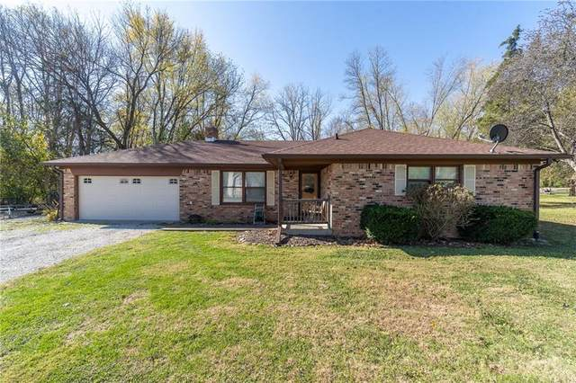 28 Mill Springs, Coatesville, IN 46121 (MLS #21750551) :: The ORR Home Selling Team