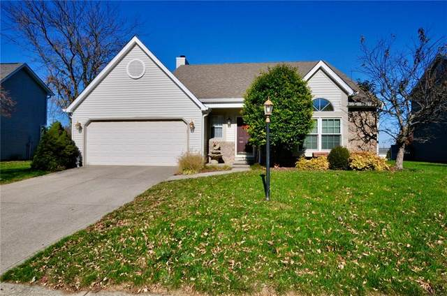 4250 Saffron Drive, Indianapolis, IN 46237 (MLS #21750557) :: The ORR Home Selling Team