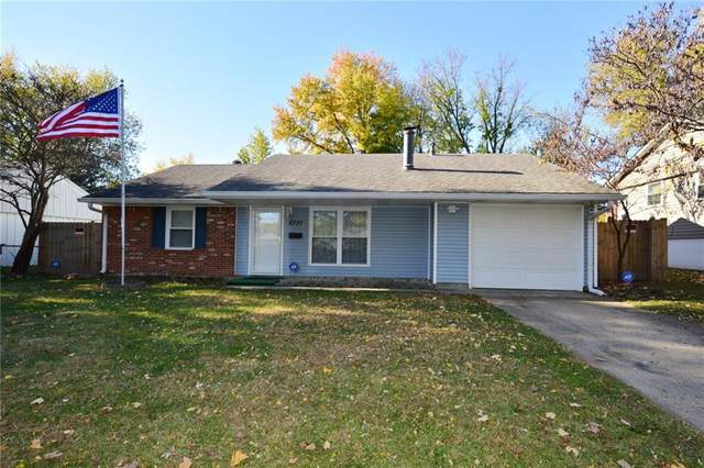 5737 Windmill Drive, Indianapolis, IN 46254 (MLS #21750581) :: The ORR Home Selling Team