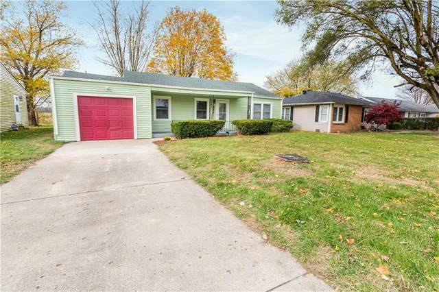 421 Linden Lane, Chesterfield, IN 46017 (MLS #21750592) :: AR/haus Group Realty