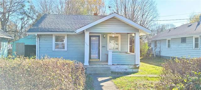 1625 W 20TH Street, Anderson, IN 46016 (MLS #21750612) :: The ORR Home Selling Team