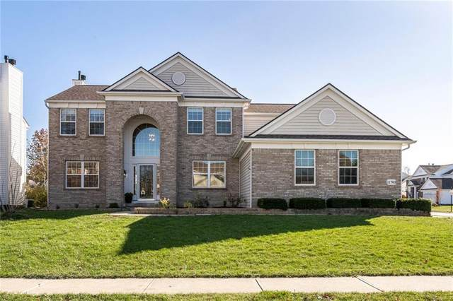 11783 Stepping Stone Drive, Fishers, IN 46037 (MLS #21750619) :: Richwine Elite Group