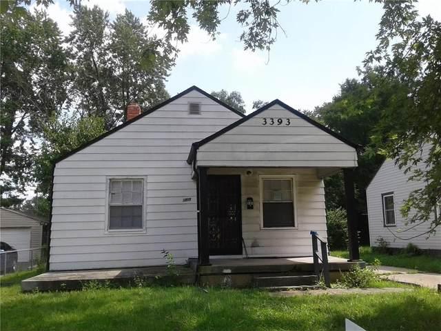 3393 N Denny Street, Indianapolis, IN 46218 (MLS #21750625) :: Richwine Elite Group