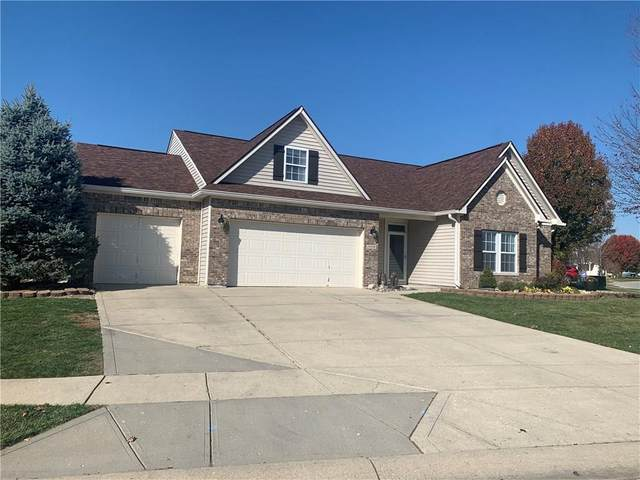 10698 Armstead Avenue, Indianapolis, IN 46234 (MLS #21750628) :: The ORR Home Selling Team