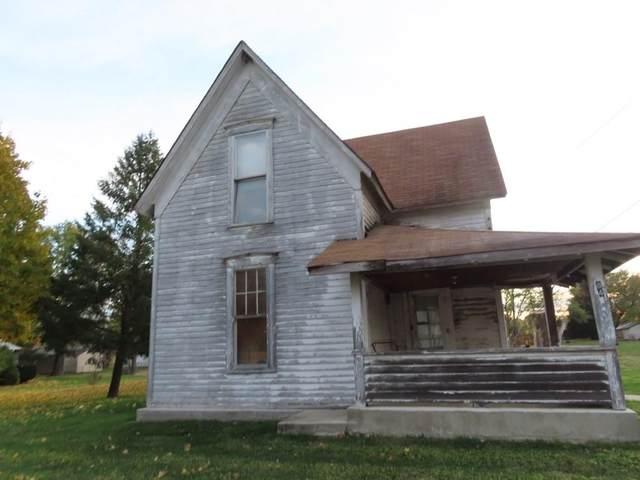 8418 S Walnut Street, Daleville, IN 47334 (MLS #21750629) :: The ORR Home Selling Team