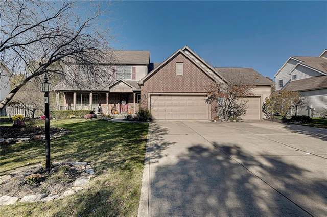 9030 Sommerwood Drive, Noblesville, IN 46060 (MLS #21750637) :: The ORR Home Selling Team